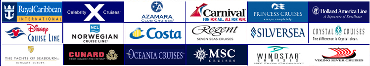 Luxury and Discount Cruises around the World!